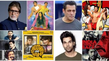 From Amitabh Bachchan to Salman Khan, 7 Times When Popular Actors Allowed Only Their Voice to Make Cameos in Movies