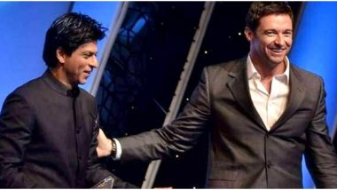 When 'Wolverine' Hugh Jackman Called Shah Rukh Khan 'God' in This Throwback Video