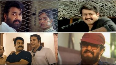Mohanlal Birthday Special: 5 Cameos of the Malayalam Superstar That Show Lalettan's Brilliance Even in Small Doses