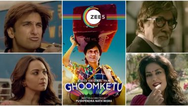 Ghoomketu: Zee5 Claims Nawazuddin Siddiqui's Comedy is the First 'Original Film' With Most Cameos; Akshay Kumar, Shah Rukh Khans Fans Would Beg to Differ!