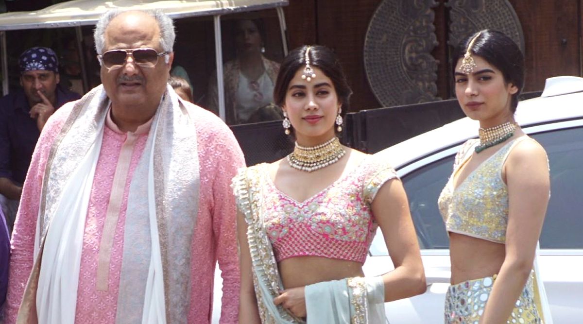 Boney Kapoor and Family Will Continue to Remain in Quarantine After Two More House Helps Test Positive for COVID-19