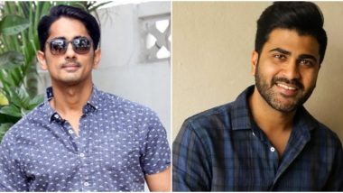 Maha Samudram: Actors Siddharth and Sharwanand Roped in for Ajay Bhupathi's Film?