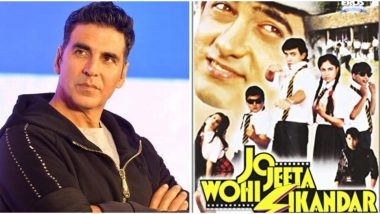 Flashback Friday: When Akshay Kumar Auditioned for Jo Jeeta Wohi Sikander But Got Rejected