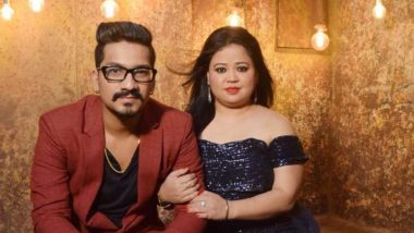 Comedienne Bharti Singh and Haarsh Limbachiyaa Put Family Plans on Hold Owing to Coronavirus Outbreak