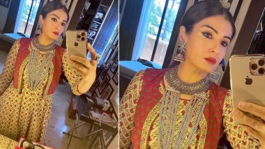 After Amitabh Bachchan Shoots For KBC, Raveena Tandon Films For A Show On PM Cares Fund Amidst Lockdown