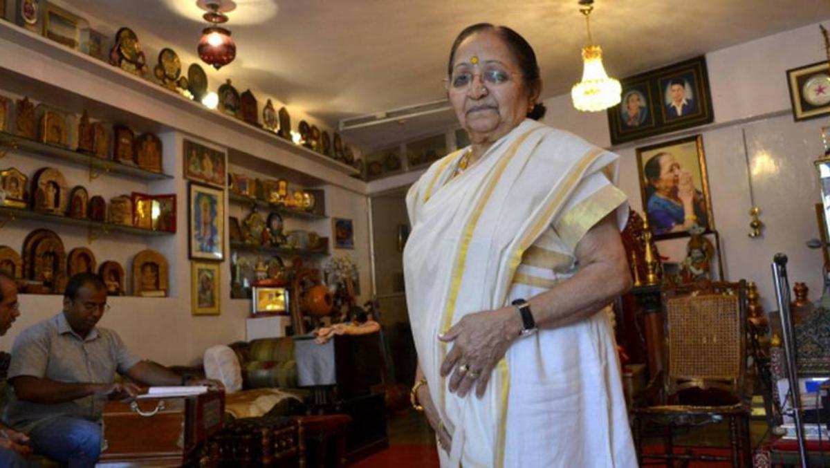 Veteran Classical Singer Shyamala G Bhave Dies at 79