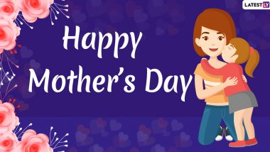 Mother's Day 2020 HD Images, Quotes & Wallpapers For Free Download Online: Wish Happy Mother's Day With WhatsApp Stickers and GIF Greetings