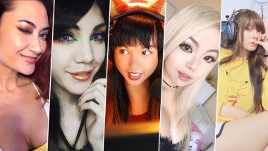 Top 5 Up and Coming Female Gaming Streamers in 2020 - Freya Fox, ChelseaValentine, Sarah Obscura, HellaFoxxy, and Alexa Asahina