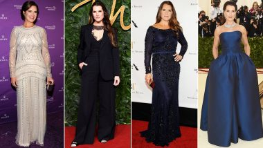 Brooke Shields Birthday Special: Stay Real and Stay Fancy is her Style Mantra (View Pics)