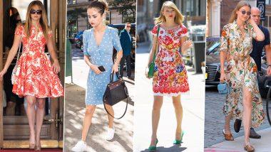 Selena Gomez, Taylor Swift and Gigi Hadid's Summer Shenanigans are Spiffy, Sassy and Super Stylish (View Pics)