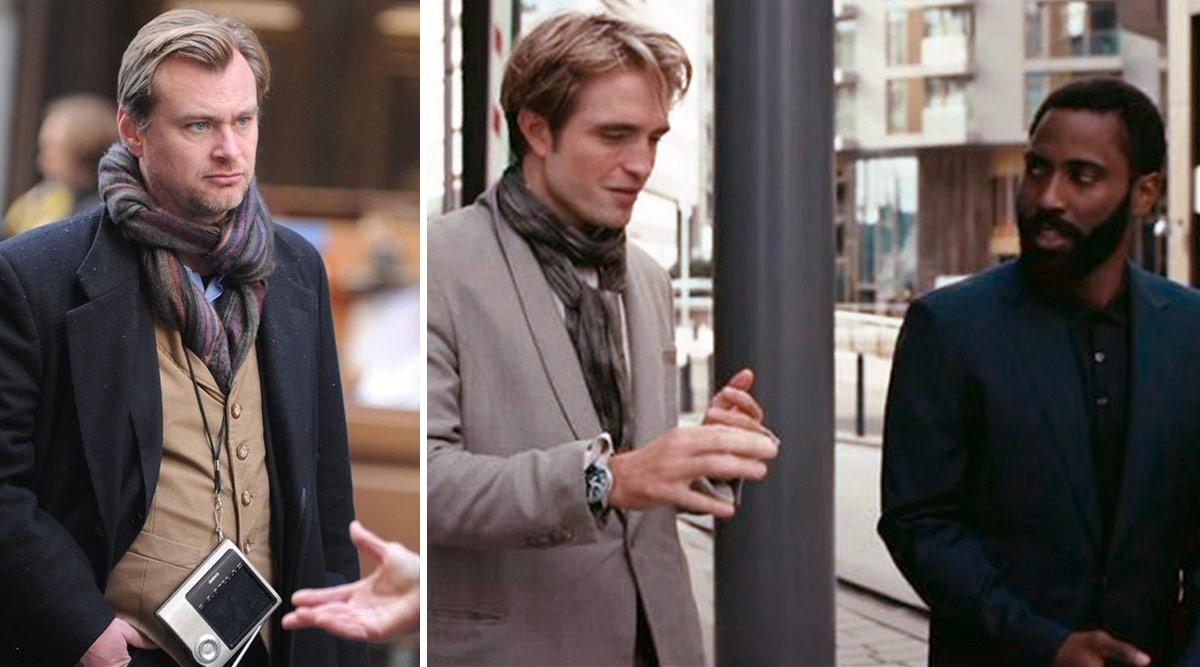 Robert Pattinson's Look In Tenet Makes Twitterati Believe He Is Playing Christopher Nolan In The Film