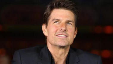 NASA Confirms Tom Cruise's Next Film Will Be Shot On International Space Station