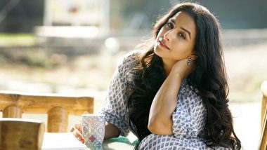 Shakuntala Devi Star Vidya Balan Opens Up About Having Self-Doubt in the Past, Says 'Knew I Will Bounce Back'