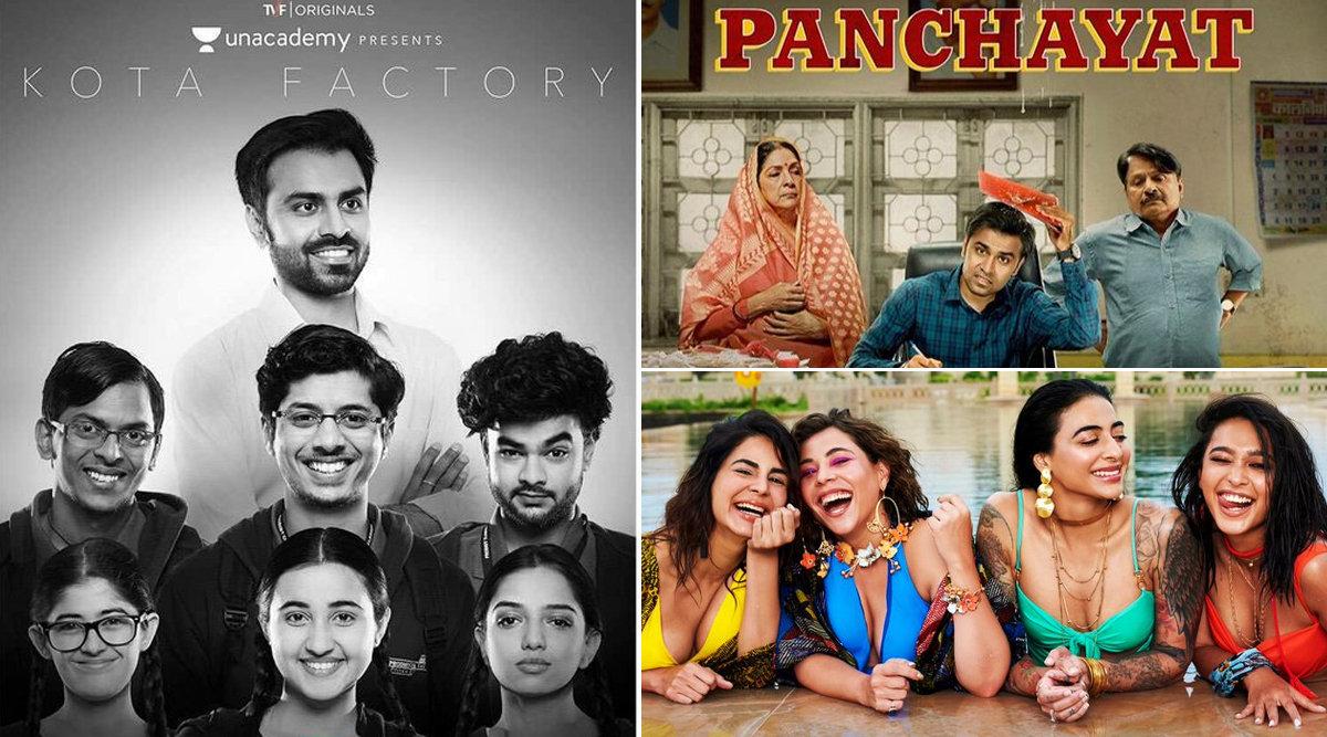 Panchayat, Four More Shots Please!, Kota Factory, Fitrat: 7 Web Series That Will Make You Feel Better In These Trying Times