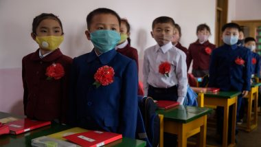 North Korea Reopens Schools Months After Coronavirus Lockdown, Children Returned to Their Classrooms in Face Masks
