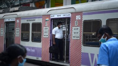 Mumbai Local Train Services Resume: Railway Started Western and Central Line Only For Maharashtra's Essential Service Providers