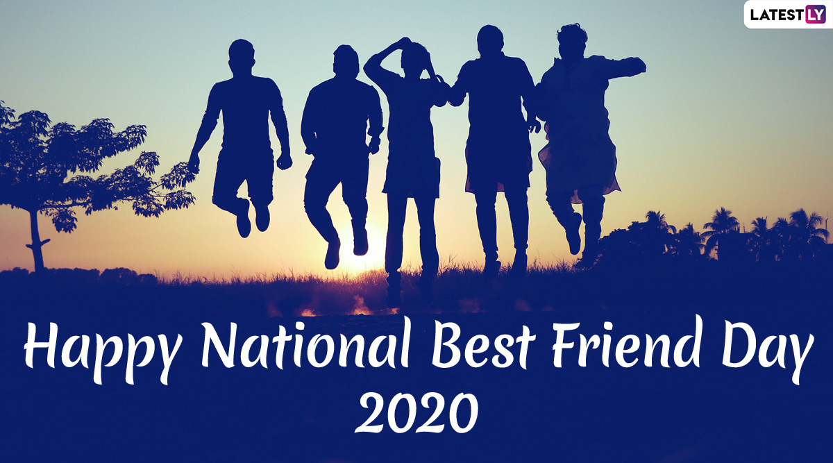 National Best Friend 2020 Day Images & HD Wallpapers for