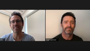 Ryan Reynolds Crashes Hugh Jackman's OG X-Men Online Reunion As You Would Expect Deadpool To Do! (Watch Video)