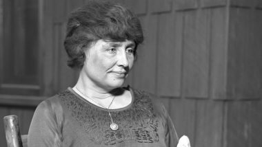 Helen Keller 140th Birth Anniversary: 16 Incredible Facts About the Deaf-Blind American Author That Will Inspire You to Achieve Your Dreams Despite All Odds