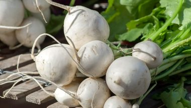 Turnip Health Benefits: From Relieving Intestinal Problems to Lowering Blood Pressure, Here Are Five Reasons to Have This Cruciferous Vegetable