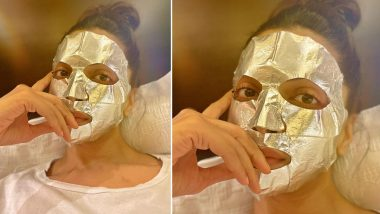 Deepika Padukone Shares a Picture Sporting a Face Mask As She Gears Up For the Weekend With Some Self Care!