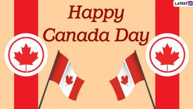Happy Canada Day 2020 Images & HD Wallpapers For Free Download Online: Celebrate National Day of Canada With WhatsApp Messages and GIF Greetings on July 1