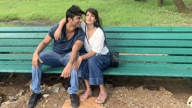 Sushant Singh Rajput Suicide: Case Filed Against Actor's Rumoured Girlfriend Rhea Chakraborty in Bihar