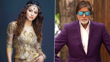 Urvashi Rautela Reveals She Was Offered a Superhit Sequel Starring Amitabh Bachchan but Couldn't Be Part of It