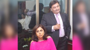 Neetu Kapoor Shares An Old Picture With Rishi Kapoor, Says 'Value Your Loved Ones As That's Your Biggest Wealth'