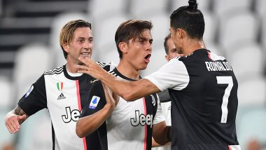 Juventus vs Lyon, UEFA Champions League Live Streaming Online: Where to Watch CL 2019–20 Round of 16 Match Live Telecast on TV & Free Football Score Updates in Indian Time?