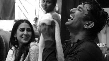 Sushant Singh Rajput Suicide: Sara Ali Khan Shares A Bittersweet Memory Of Her Kedarnath Co-Star (View Post)