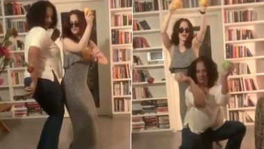 Elli AvrRam Introduces 'The Mango Dance' and Fans Might Love to Try It (Watch Video)