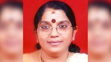 Usharani Passes Away: Tovino Thomas, Prithviraj Sukumaran, Jayasurya Mourn The Loss Of Veteran South Actress
