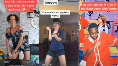 TikTok 'Hip Hop Harry' Dance Circle Trend Goes Viral! Watch Fun Videos That Will Make You Hum 'Go, Go, Go, Go...' All Day