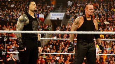 Roman Reigns Cried After His Match Against The Undertaker at WrestleMania 33, The Big Dog Reveals in an Interview!