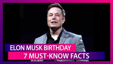 Elon Musk 49th Birthday: Facts About Billionaire Tech Mogul Who Transformed The Space Sector
