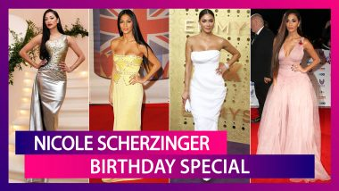 Nicole Scherzinger Birthday Special: Revisiting Some Of Her Best Fashion Moments