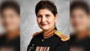 Nigar Johar Becomes Pakistan Army's First Female Lieutenant General