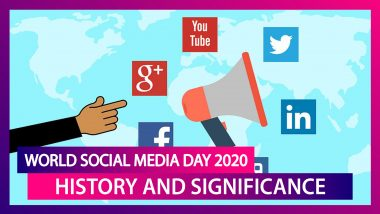World Social Media Day 2020: Significance Of The Day That Celebrates New Era Of Communication