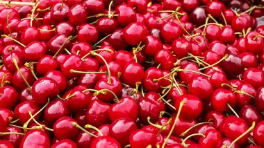 Health Benefits of Cherries: From Weight Loss to Lower Blood Pressure, Here Are Five Reasons to Have This Fruit