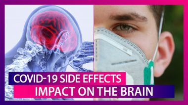 Long-Term Effects Of COVID-19 On The Brain: Know How The Disease Affects The Central Nervous System
