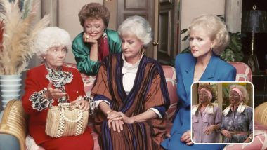 Hulu Removes The Golden Girls Episode With Blackface Joke