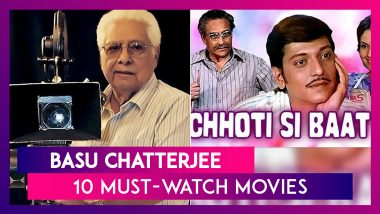 Basu Chatterjee No More: 10 Movies Of The Legendary Director That Will Make You Feel The Loss Dearly