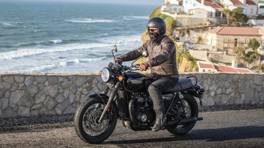 Triumph Bonneville T100 Black & T120 Black Launching in India on June 12; Expected Prices, Features & Specifications