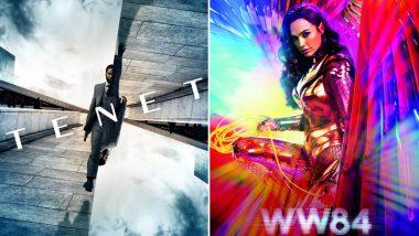 Christopher Nolan's Tenet and Gal Gadot Starrer Wonder Woman 1984 Release Dates Get Postponed (Read Details)