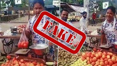 Fact Check: Actor Javed Hyder Selling Vegetables To Augment His Income Is Fake, Here's The Truth About The Viral TikTok Video