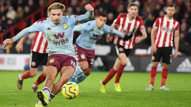 Aston Villa vs Sheffield United, Premier League 2019-20 Free Live Streaming Online: How to Watch EPL Match Live Telecast on TV & Football Score Updates in Indian Time?