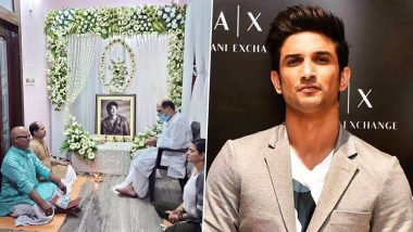 Sushant Singh Rajput's Sister Shweta Singh Kirti Bids a Final Farewell, Filled With Love and Positivity, to Her Dear Brother (View Post)