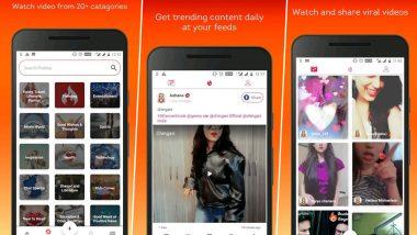 TikTok Banned: Chingari App is India's Alternative To ByteDance's Video Sharing App