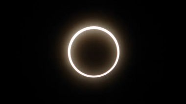 Solar Eclipse 2020 on June 21: Year's First Surya Grahan to Be Visible in India, Here's the List of Places Where You Can See the Annular Solar Eclipse